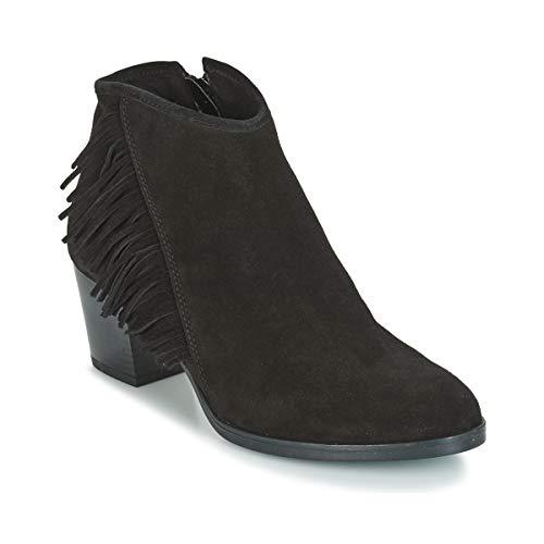 Cherokee Schuhe Für Frauen (andré Cherokees Stiefelletten/Boots Damen Schwarz - 41 - Low Boots)