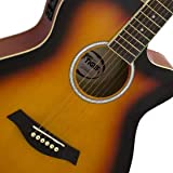 Tiger ACG4-SB Un Pack Guitare - Électro-acoustique - Sunburst