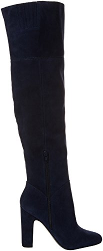Aldo Maroco, Stivali Donna Blu (Navy Suede)