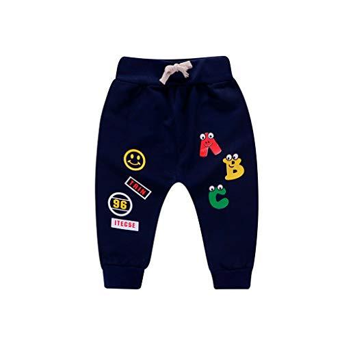 Amlaiworld Pantalones Bebé