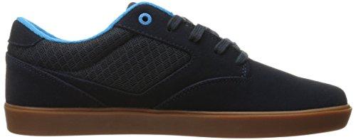 DVS Schuhe Premier SC Navy Suede Marineblau