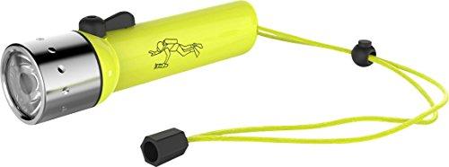 Unbekannt Ledlenser 9214 D14.2 LED Taucherlampe batteriebetrieben 233g Neongelb