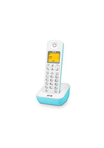 SPC TELECOM - Telefono inalambrico dect spc telecom air 7280 azul