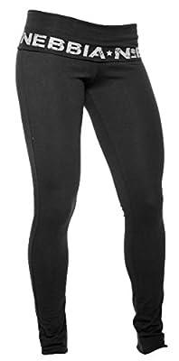 Nebbia Fitness und Bodybuilding Bekleidung Elastische Leggings 636