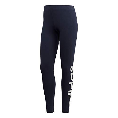 Adidas Linear Pantalons de Compression Femme, Legink, FR : L (Taille Fabricant : L)
