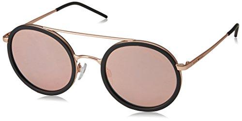 Emporio Armani Herren 0ea2041 Sonnenbrille, Matte Pink Gold, 50