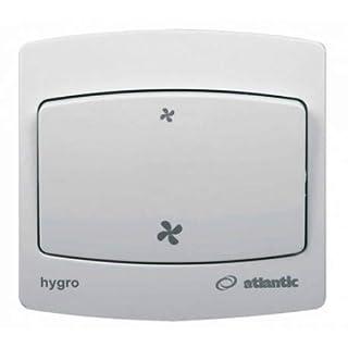 Atlantic Klimaanlage und Ventilation-Taster Hat Öffnung Atlantic Druckschalter 420931-atl-420931