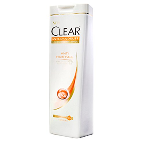 Clear Anti Hairfall Shampoo, 170ml