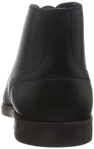 Hudson Houghton 2, Boots homme Noir (Black)