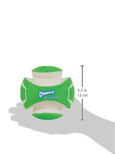 Chuckit! CI Kick Fetch Max Glow Dog Toy, 14 cm, Small 4