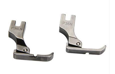 Unilateral Presser Foot P36LN/P36N Set of 4 (2 Right +...