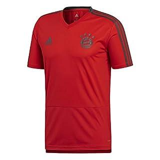 FC Bayern München adidas Trainingstrikot Herren / Fußball Shirt rot / Größe M