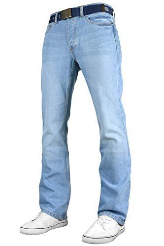 Smith and Jones Jeans Boot Cut Uomo Lightwash W38 / L30