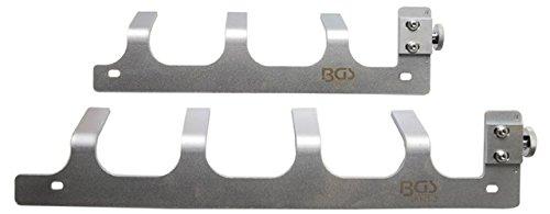 4 Stück-einheit (BGS Einstell-Lehren für Pumpe-Düse-Einheit an 3 und 4 Zylinder Motoren, 1 Stück, 68341)