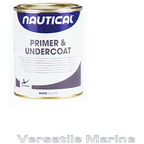 Nautical Gloss Enamel Smalto, colore: Off white, size: 0,75 lt