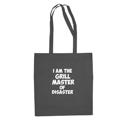 Disaster Grau Beutel the Stofftasche Grill I of Master am q6Bw6FgX