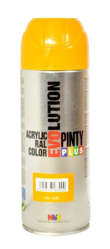 EVOLUTION PINTY P. - Pintura Aer Acr.Amarillo 591 Evolution Pinty P. 400 Ml