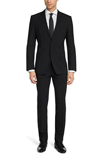 GEORGE BRIDE Herren Anzug 2-Teilig Anzug Sakko,Anzug Hose 0016,4XL