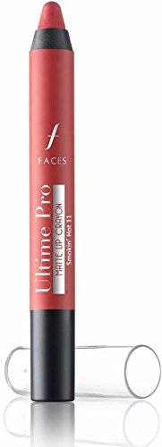 Faces Ultime Pro Matte Lip Crayon 4 g (Smoking Hot-11 (red))