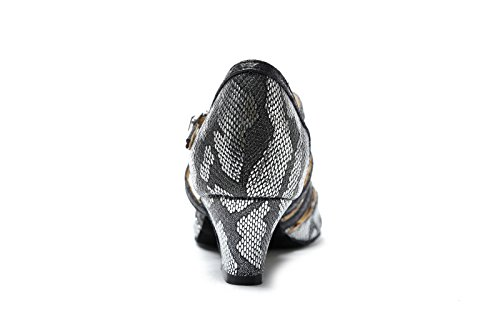 Miyoopark - Ballroom donna Black-5cm Heel