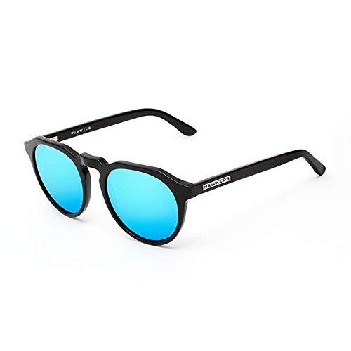 HAWKERS Warwick Gafas de sol, Negro, One Size Unisex-Adult