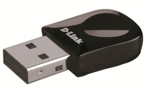 D-Link DWA 131 Wireless N NANO USB Adapter (Black)