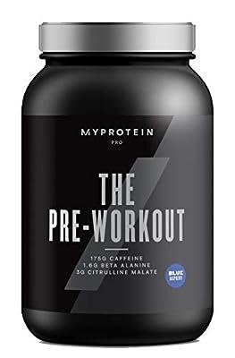 MyPre 2.0, Pre-Workout Food Supplement, 420g (Fruit Punch) by MyProtein