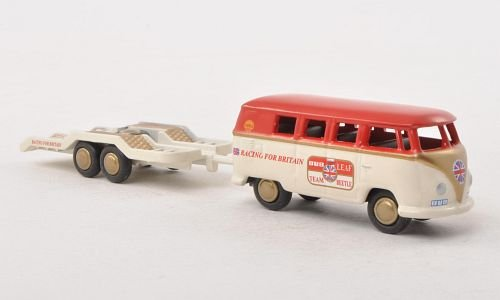 Preisvergleich Produktbild VW T1 Bus, Modellauto, Fertigmodell, Bub 1:87