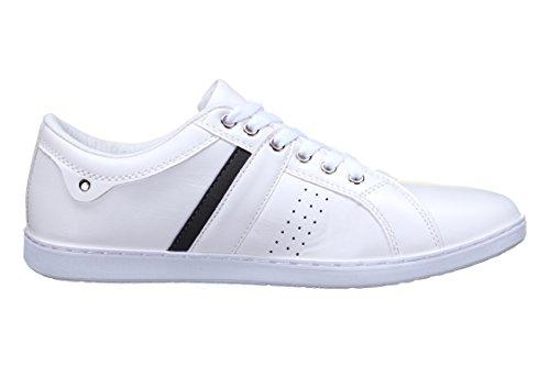 Reservoir Shoes - Basket Anda Blanc Suede Blanc