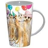 Otter House Conga Mug suricates