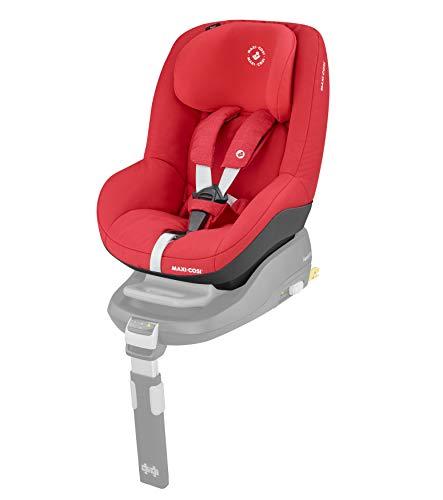 Maxi-Cosi 8634586110 Maxi-Cosi Pearl, Kinderautositz Gruppe 1 (9-18 kg), Nomad Red (rot), ohne Isofix-Station, rot