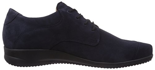 Ganter - FIONA, Weite F, scarpe stringate  da donna Blu(Blau (ozean 3000))