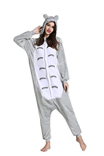 Yimidear® Unisex Cálido Pijamas Adultos