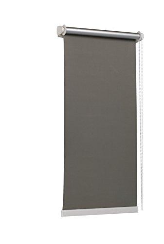 TEXMAXX - Reflect - Thermorollo Verdunkelungsrollo Sichtschutz lichtundurchlässig ohne Bohren