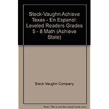 STECK-VAUGHN ACHIEVE EN ESPANO (Steck-Vaughn Achieve - En espanol)