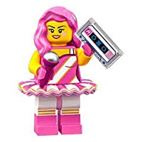LEGO The Movie 2 Candy Rapper Minifigure 71023 (Bagged)