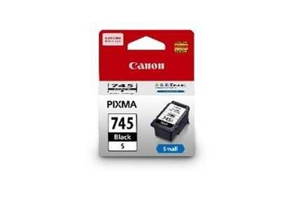 Canon PG-745s (Small) Ink Cartridge (Black)  available at amazon for Rs.599