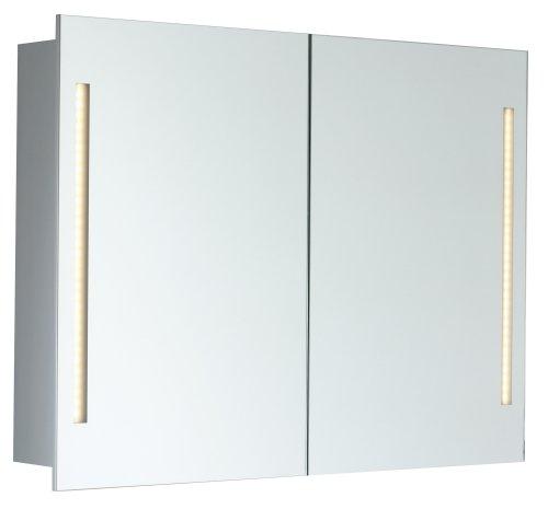 Mebasa Spiegelschrank vormontiert - 73,5 cm