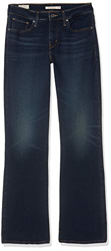 Levi's Plus Size Damen 315 Pl Shaping Boot' Bootcut Jeans, Blau (London Nights Plus 0015, 18 S