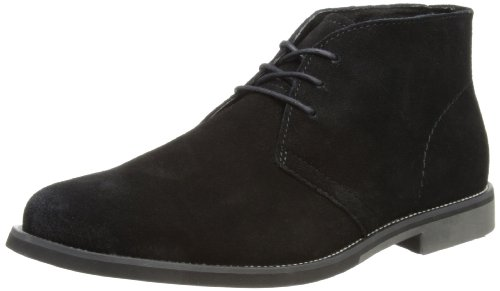 Hush Puppies Hipster, Men's Desert Boots, Black, 11 UK