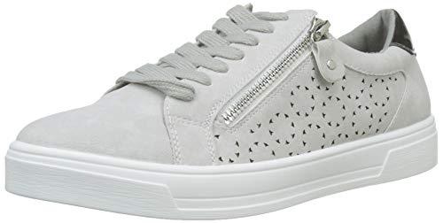 XTI Damen 48785 Sneakers, Weiß Hielo, 39 EU