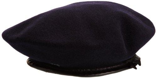 Kangol Wool Monty Béret, Bleu, (Taille Fabricant: X-Large) Mixte
