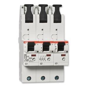 Preisvergleich Produktbild Hauptsicherungsautomat, SHU 50A, 3-polig