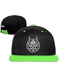 Kids Hat Store Disturbed Band Logo Adjustable Snapback Hats