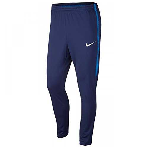Nike Thfc M Nk Dry Sqd TRK Kpz Pantalón, Hombre, Azul (Binary Photo Blue/Blanco), XL