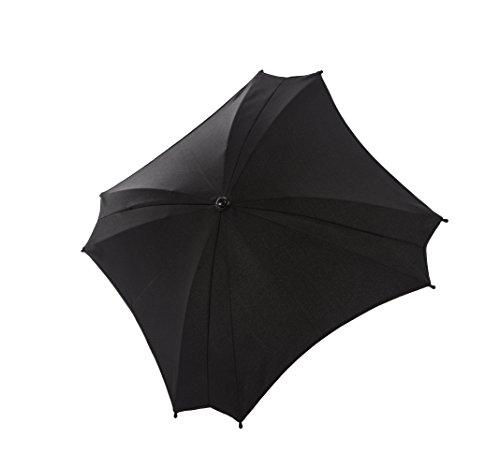 knorr-baby 30070-5 Sonnenschirm, schwarz