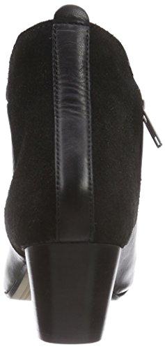 Hudson London Chime Damen Kurzschaft Stiefel Schwarz (Black)