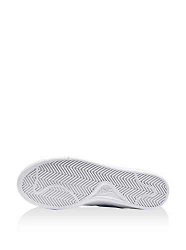 Nike Wmns Tennis Classic, Gymnastique femme Blanc (blanc / bleu Orion)