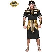 Amazon.it  egiziano costume faraone carnevale o ilferocissimocarlino ... 40ac333089f