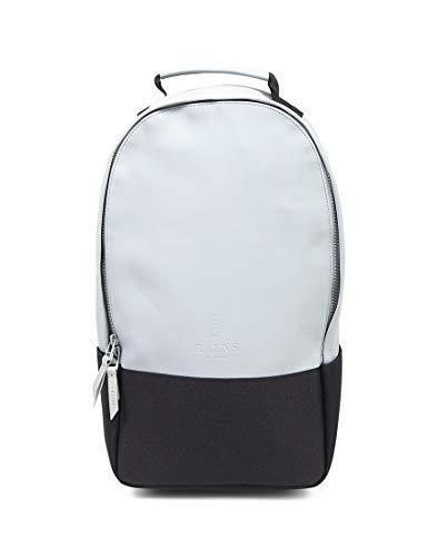 Rains City Backpack, Mochila Unisex Adultos, Gris
